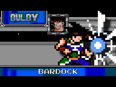 Bardock's Theme 8 Bit Remix - Dragon Ball FighterZ