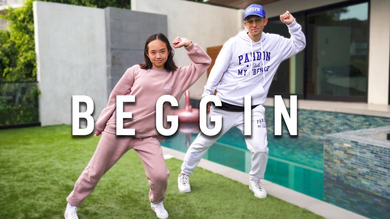 """""""BEGGIN"""" 10 Minute Dance Challenge w/ Nicole Laeno"""