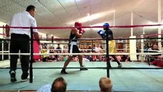 Roland Gallen Hit Pit Gym Fight Night 16/11/30