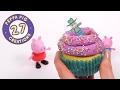Peppa Pig Creations 27 - Playdoh Cupcake Fun with Peppa and George (new 2017)