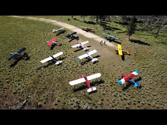 Into the Church – Flying Idaho Backcountry