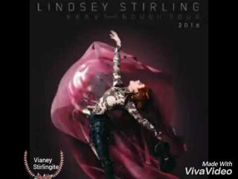 Lindsey Stirling BRAVE ENOUGH Ft Christina Perri