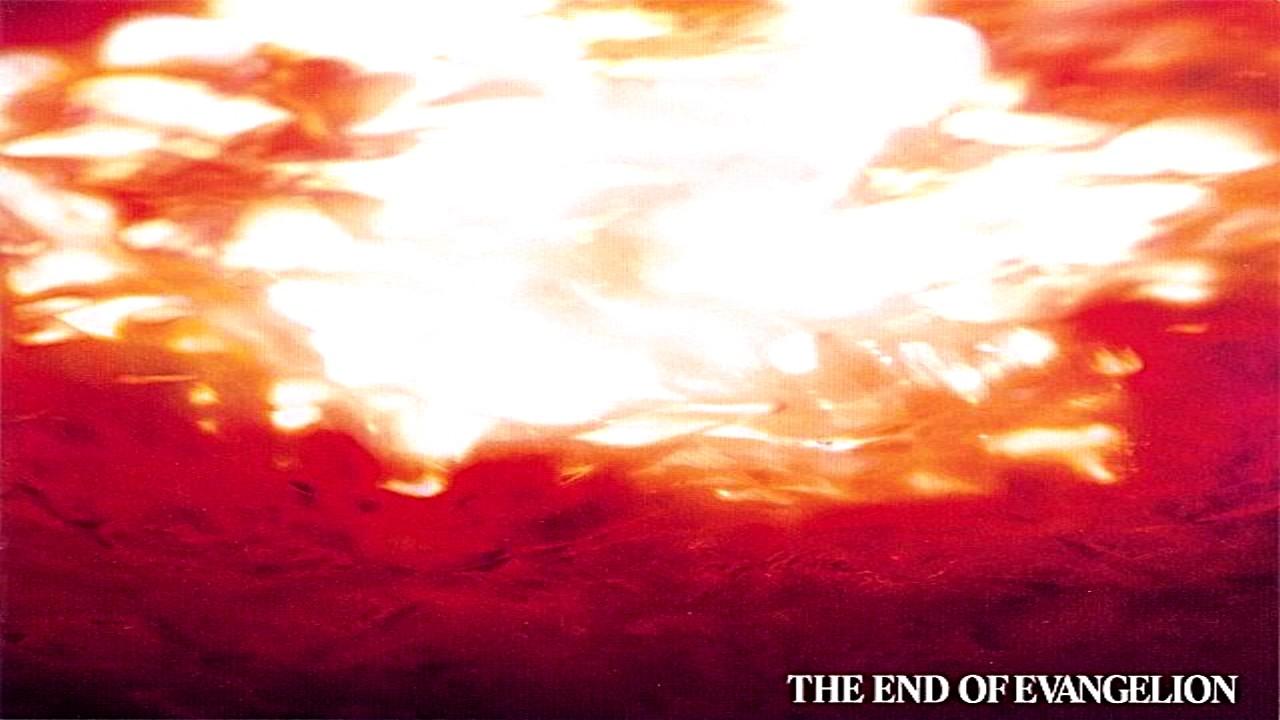 End of evangelion cd-8523