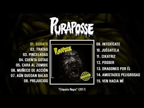 """PURAPOSSE """"Etiqueta Negra"""" (Álbum completo)"""
