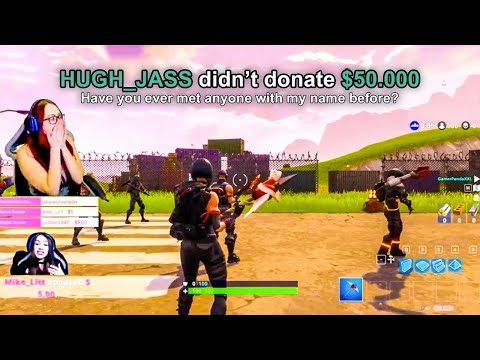 I TROLL DONATED TO STREAMERS
