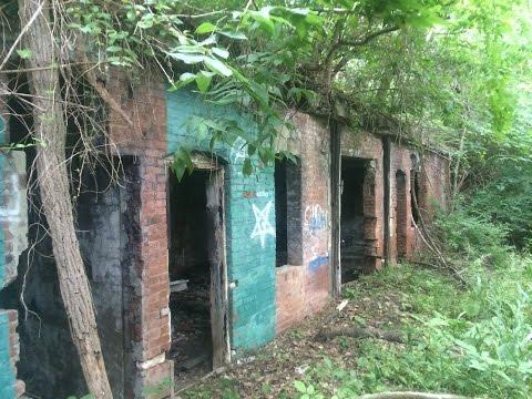Exploring A Abandoned Coal Mine