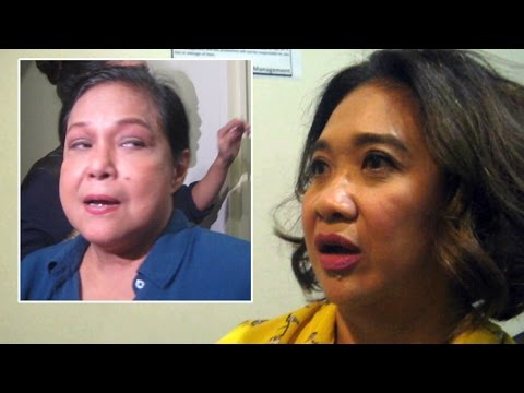 Eugene Domingo not competing against Nora Aunor