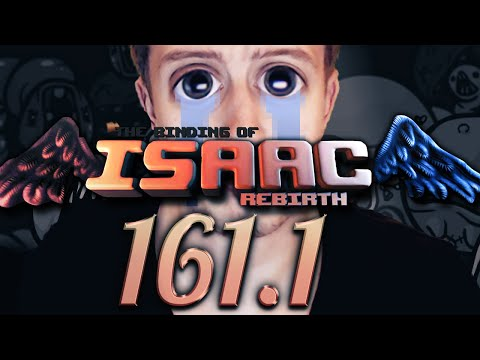 The Binding of Isaac Rebirth #161.1 | Nicht lang schnacken