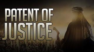 patent of justice umar ibn khattab by sheikh zahir mahmood