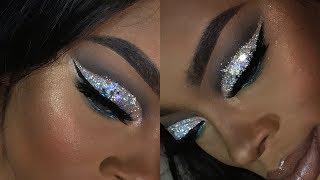 GRWM (Chunky Glitter tutorial)