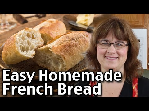 5 Dollar Meals: How To Make Homemade French Bread! Quick And