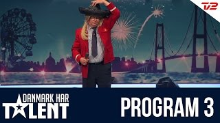 Henning Vad - Danmark har talent - Program 3