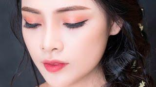 Phép màu makeup - Phong cách trang điểm mùa đông
