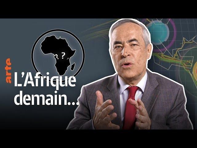 Nicolas Normand - L' Afrique : continent de demain ? - Les Experts du Dessous des Cartes | ARTE