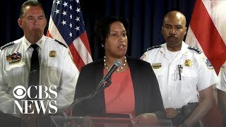 D.C. officials on spate of gun violence that killed boy, 11