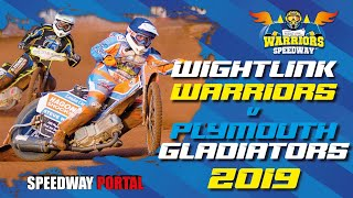 Isle of Wight 'Wightlink Warriors' vs Plymouth 'Gladiators' : National League : 11/06/2019