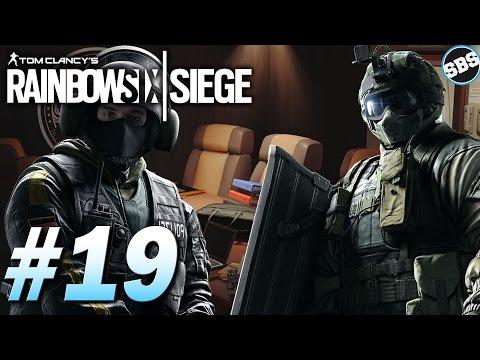 "Rainbow Six Siege #19 ""Knappes Ding"""