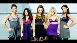 The Saturdays Up Instrumental / Karaoke lyrics