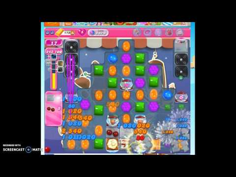 Candy Crush Level 2379 help w/audio tips, hints, tricks