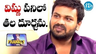 I Don't Want To Interfere In My Brother's Work - Manchu Manoj || Frankly With TNR || Talking Movies