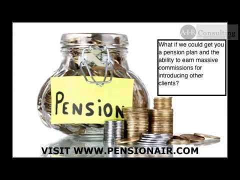 How Do Pensions Work from AIR-Consulting... How Do Pensions Work