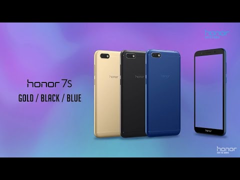Honor 7S Online Launch Official Trailer Released : Honor 8c Official Trailer
