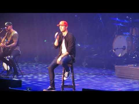 "Brett Young ""Mercy"" C2C Dublin 3Arena 11.03.2018"