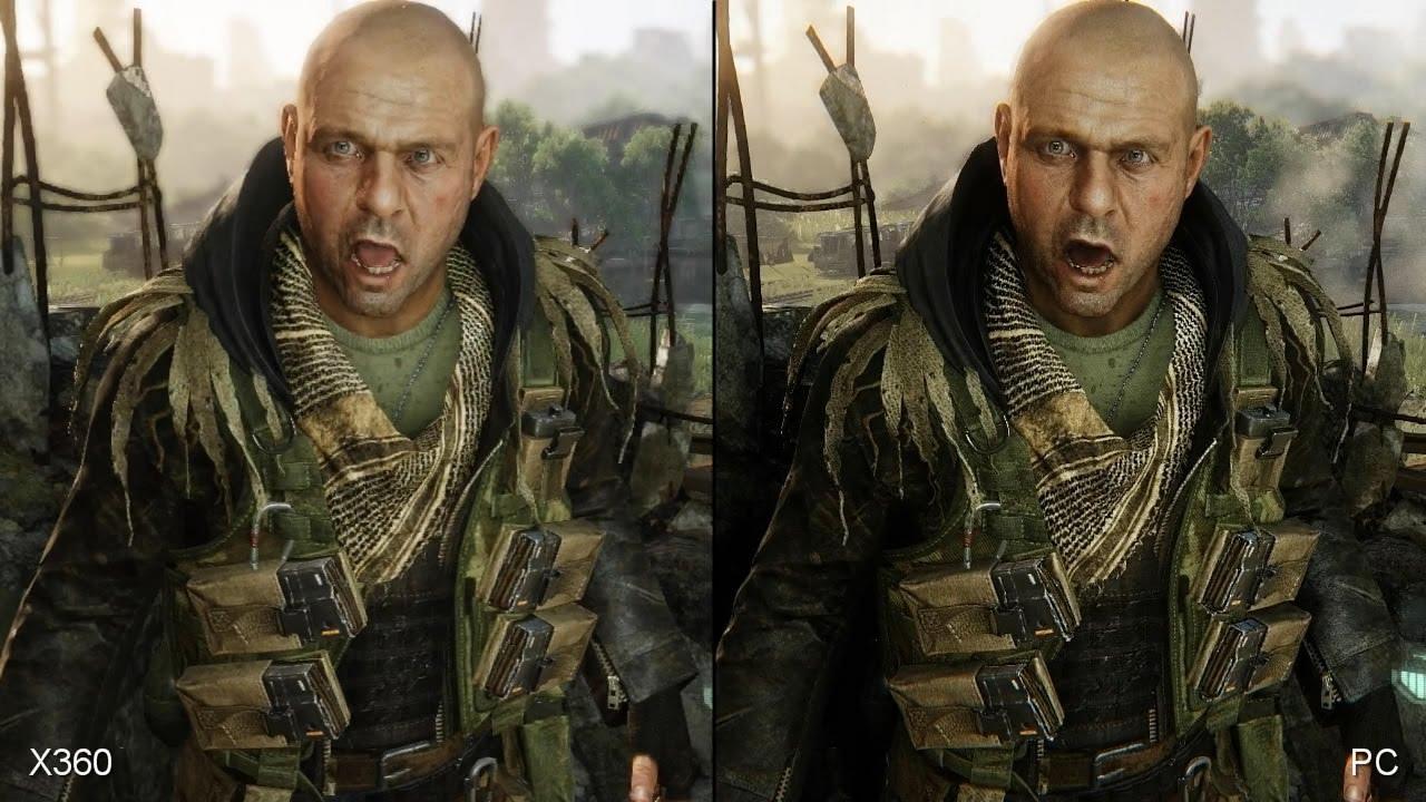 Crysis 3 graphics comparison pc maxed settings vs xbox 360 1080p - Crysis 3 Graphics Comparison Pc Maxed Settings Vs Xbox 360 1080p 4