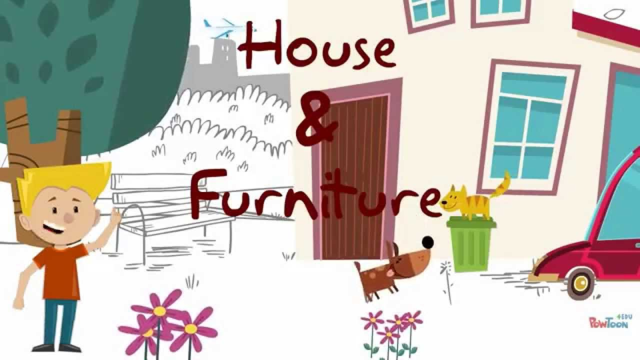 House / Furniture / Daily Routines   YouTube
