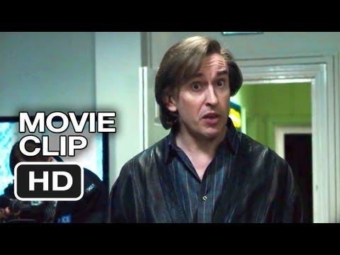 Alan Partridge: Alpha Papa Movie CLIP - Police Briefing (2013) - Steve Coogan Movie HD