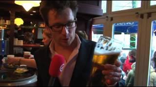 Tom Staal onderzoekt de bierprijzen in 030