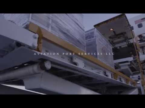 Aviation Port Services video