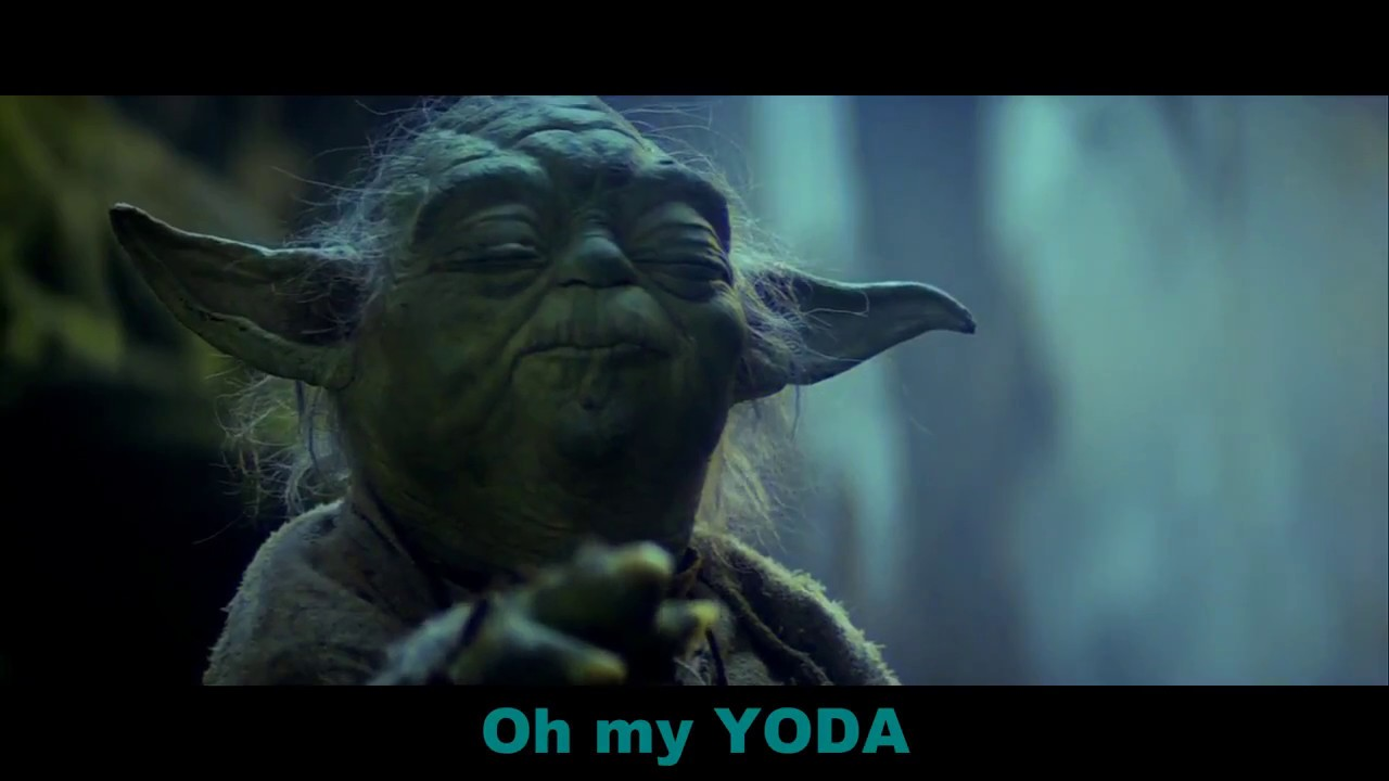The Force Is With You