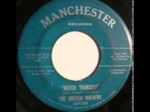 The British Walkers - Watch Yourself (1965)
