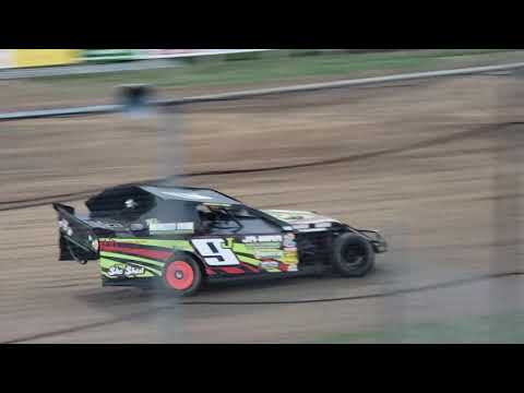 Stuart Speedway 4-17-19 Heat Race
