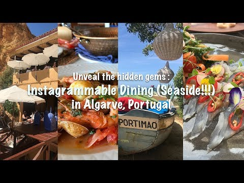 Dahungrycouple explores Algarve EP2: Instagrammable Dining (Seaside!!!)