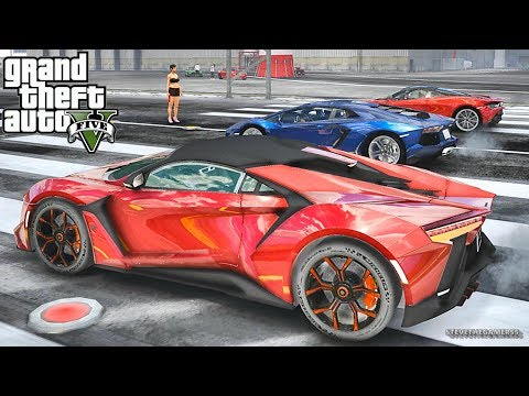 GTA 5 REAL LIFE MOD #535 – NEW CAR!!! (GTA 5 REAL LIFE MODS)