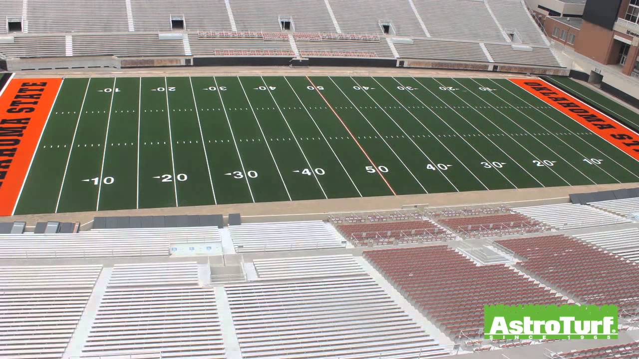 Oklahoma State Boone Pickens Stadium Time Lapse Video ...