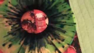 Thy Art Is Murder Hate Vinyl Uboxing (HotTopic Exclusive)