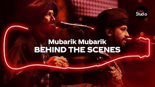 Coke Studio Season 12 | Mubarik Mubarik | BTS | Atif Aslam & Banur's Band