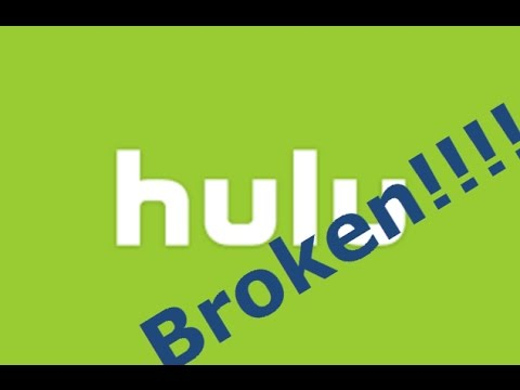 How to fix Hulu playback failure server key issue 2-28-17 - YouTube