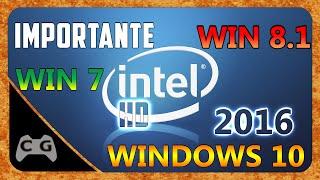 Atualizando Novo Driver da Intel HD Graphics Windows 7/8.1/10 Todas Versões