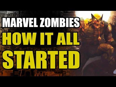 Origin of the Marvel Zombies outbreak