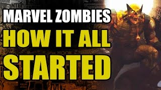 Marvel Zombies: How it all started