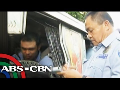 Fines for violating the traffic laws, increased