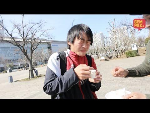 Bila Jepun try sambal Melayu - RE-AKSI Eksperimen Sosial