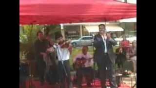 """Romeo Franz Ensemble feat. Joe Bawelino """"FULI TSCHAI"""""""
