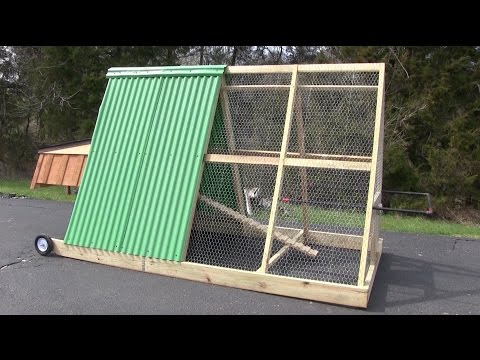Perfect Portable Chicken Coop