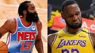 """NBA """"Best Highlights"""" 2021 ᴴᴰ"""