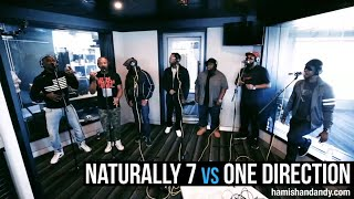 Naturally 7 - Drag Me Down (Live) One Direction Cover